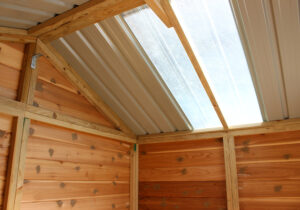 Cedar Shed Alterations