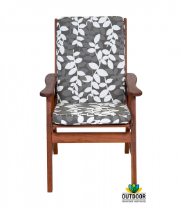 Chair Cushion Katapus Grey