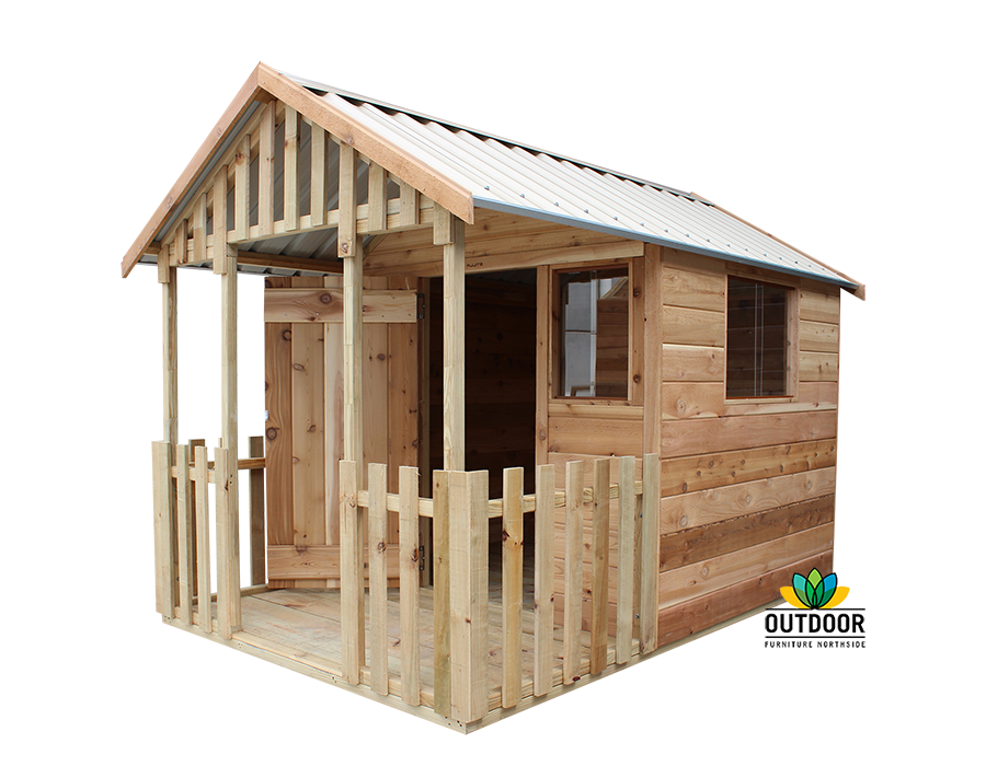 Hideout Cubby House Outdoor Furniture Northside