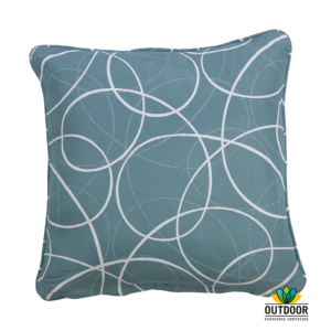 Throw Cushion Laytown Blue