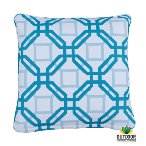 Throw Cushion Natadola Aqua