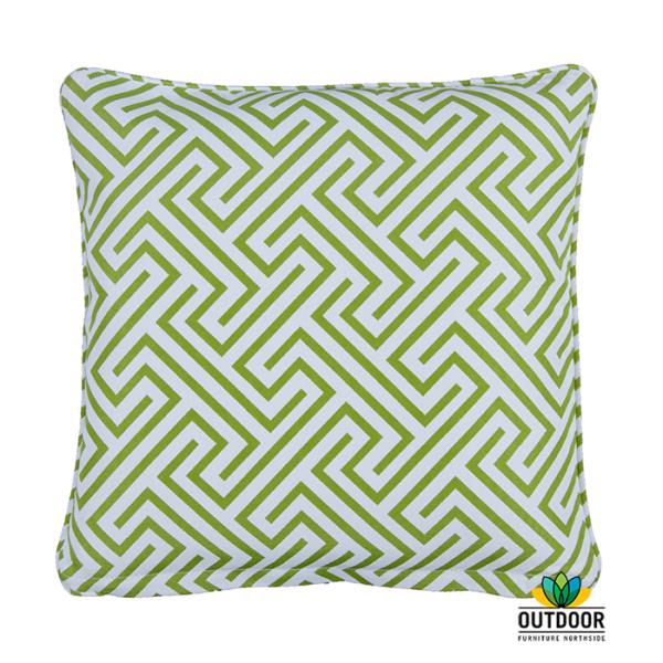 Throw Cushion Negril Green