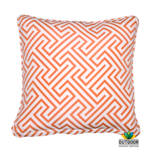 Throw Cushion Negril Orange
