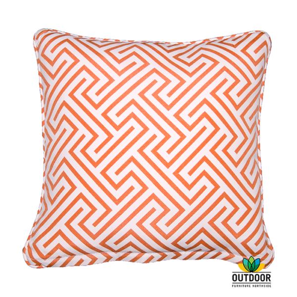 Throw Cushion Negril Orange
