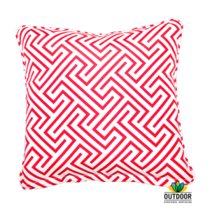 Throw Cushion Negril Red
