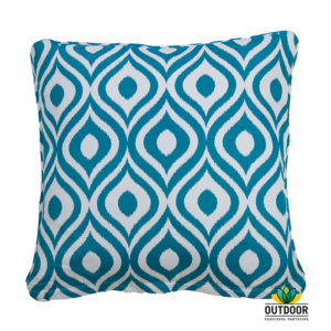 Throw Cushion Pinamar Aqua