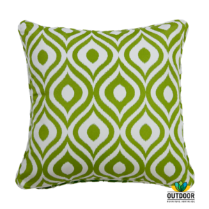Throw Cushion Pinamar Green