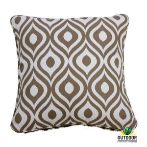 Throw Cushion Pinamar Tan