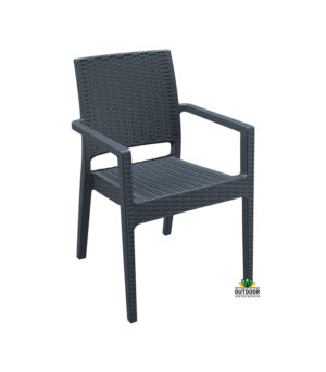 Ibiza Chair Anthracite