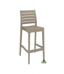 Ares-Barstool-Taupe