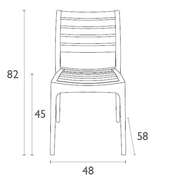 Ares-Chair-Dimensions