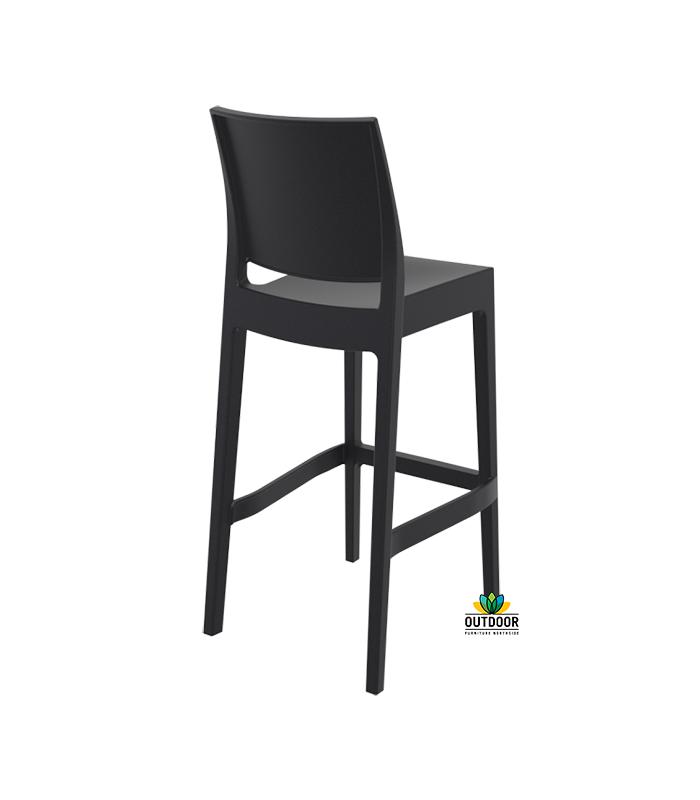 Awe Inspiring Maya Barstool Evergreenethics Interior Chair Design Evergreenethicsorg