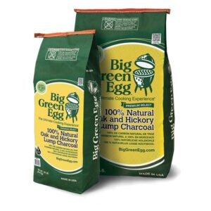 Natural Lump Charcoal Big Green Egg