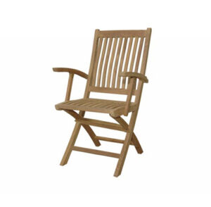 Madeira-Folding-Chair-With-Arms