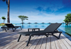Outdoor Sunloungers