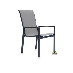 Castella Chair Charcoal