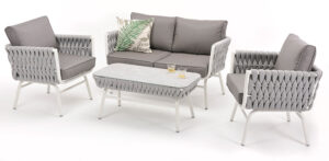 Marley 4 Piece Lounge Setting