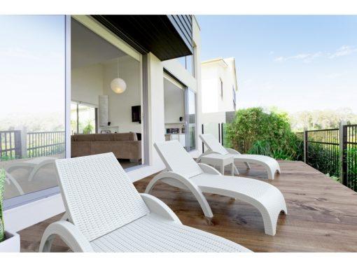 Fiji Sun Lounger Lifestyle