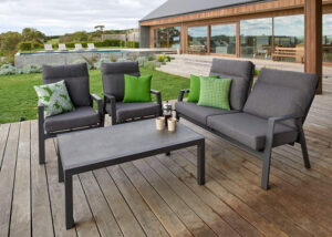 Ballina 4 Piece Lounge Setting