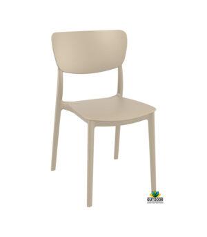 Monna Chair Taupe