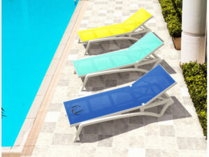 Pacific Sun Lounger Lifestyle