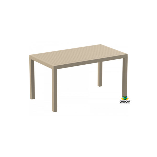 Ares Table 140 Taupe