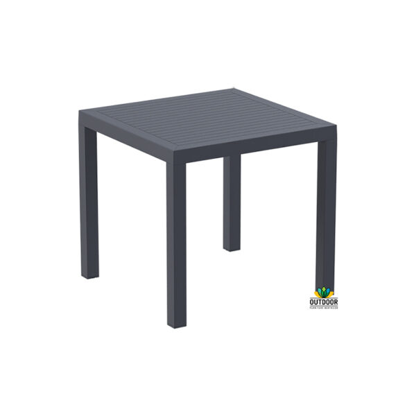 Ares Table 80 Anthracite