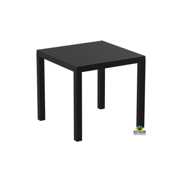 Ares Table 80 Black