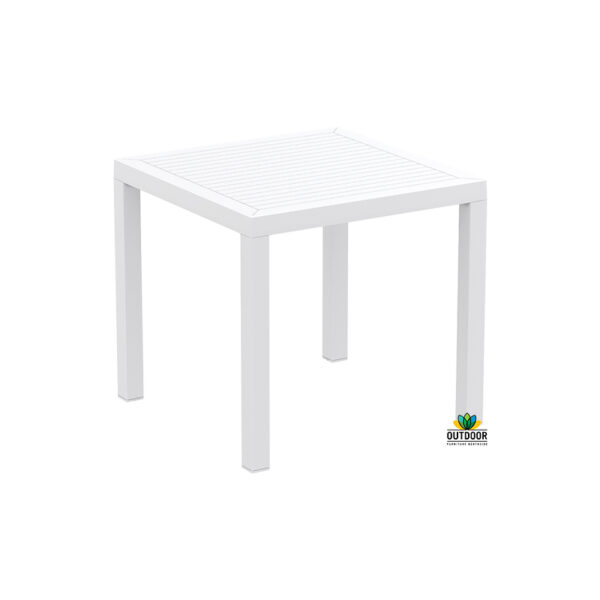 Ares Table 80 White