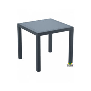 Orlando Table 80 Anthracite