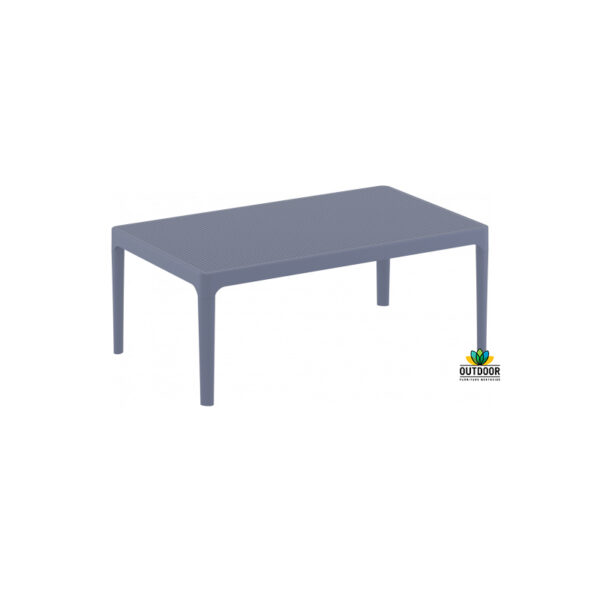 Sky Lounge Table Anthracite