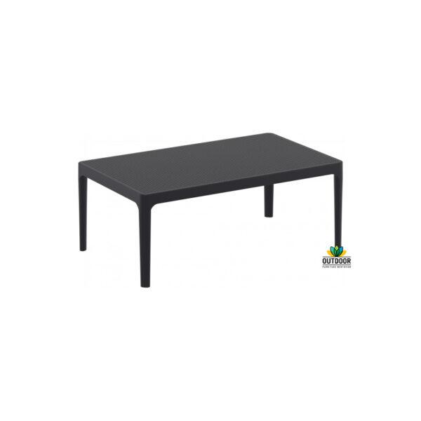 Sky Lounge Table Black