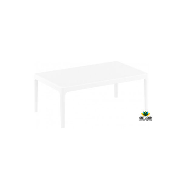 Sky Lounge Table White