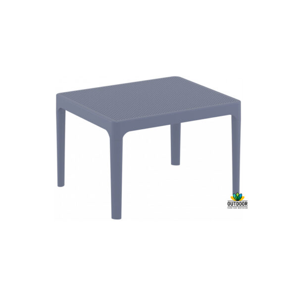 Sky Side Table Anthracite