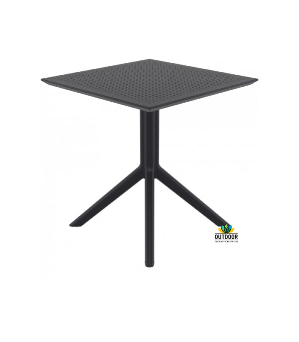 Sky Table 70 Black