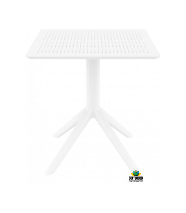 Sky Table 70 White