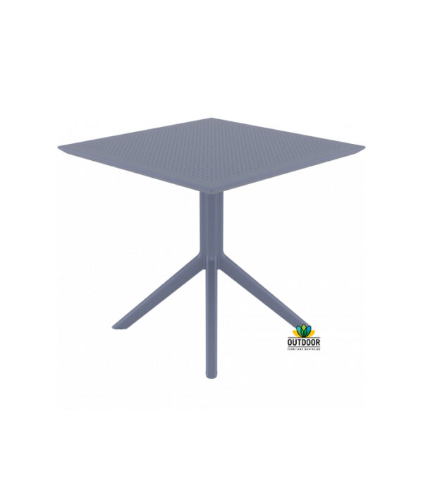 Sky Table 80 Anthracite