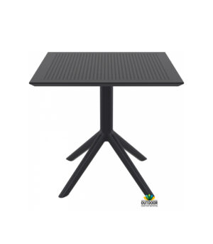 Sky Table 80 Black