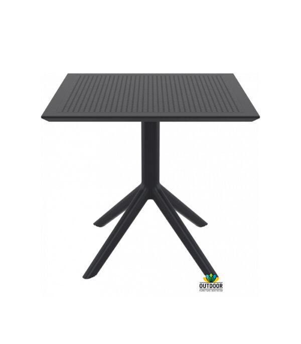 Sky Table 80 Black