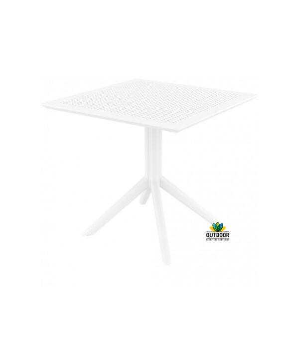 Sky Table 80 White