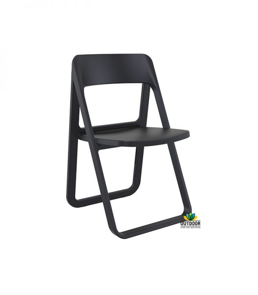 Dream Folding Chair Black