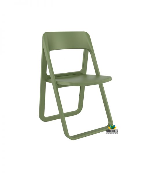 Dream Folding Chair Olive Green