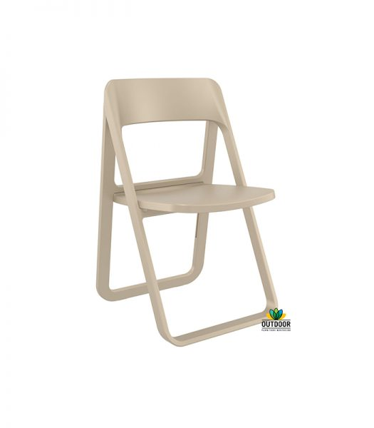Dream Folding Chair Taupe