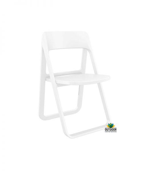 Dream Folding Chair White