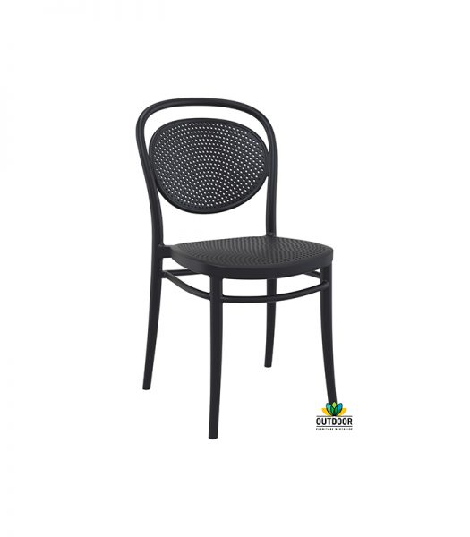 Marcel Chair Black