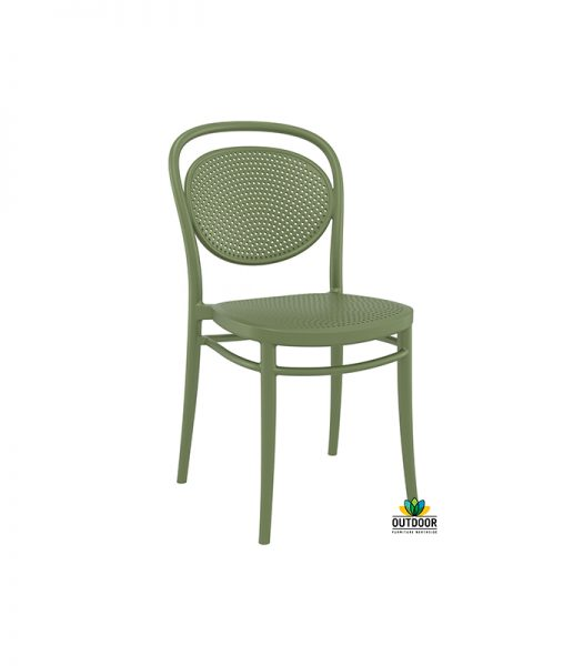 Marcel Chair Olive Green