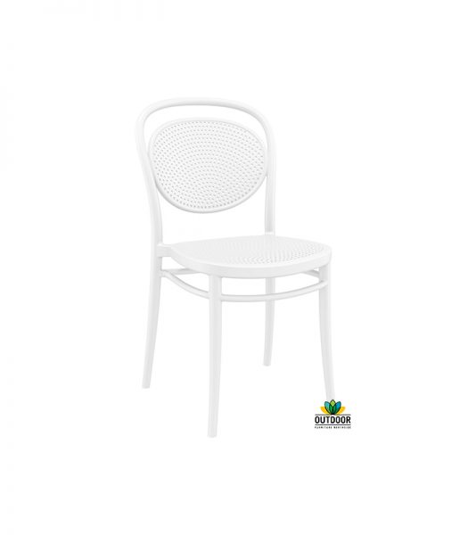 Marcel Chair White