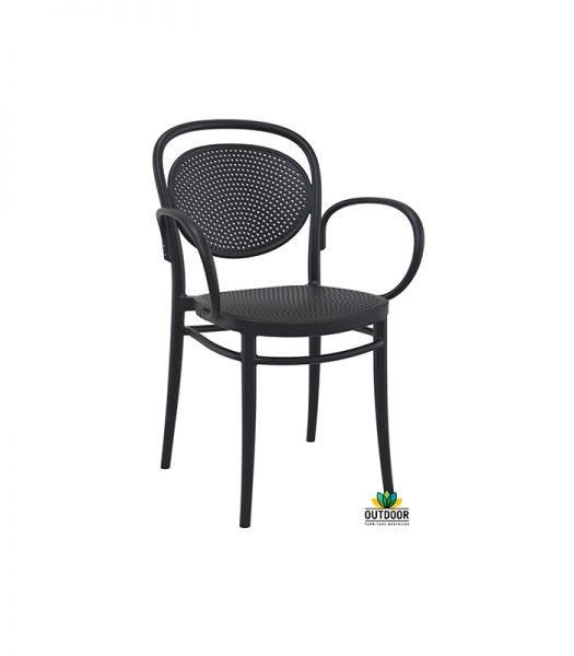 Marcel XL Chair Black