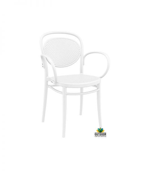 Marcel XL Chair White