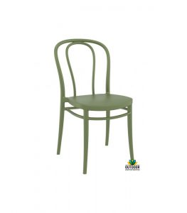 Victor Chair Olive Green